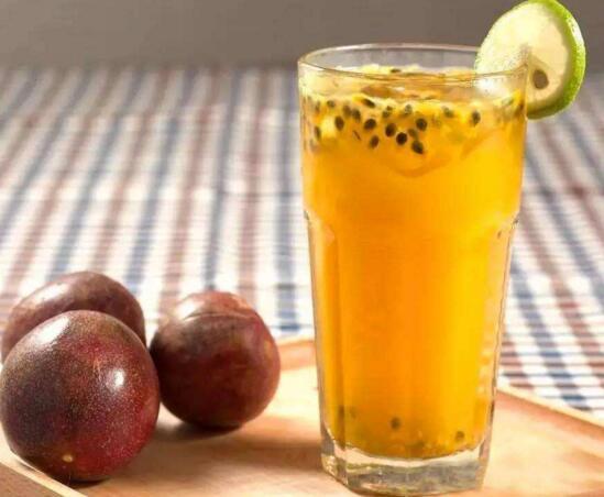 百香果榨汁配什么水果好喝,这6种搭配办法可美白养颜