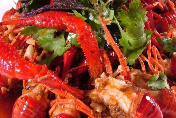 口味虾是哪个地方的菜 口味虾的家常做法教程