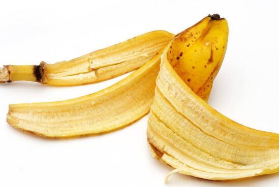 香蕉皮有什么功效作用 香蕉皮的药用价值
