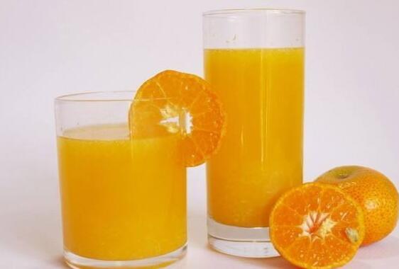橙子水怎么做 橙子水的正确做法步骤教程