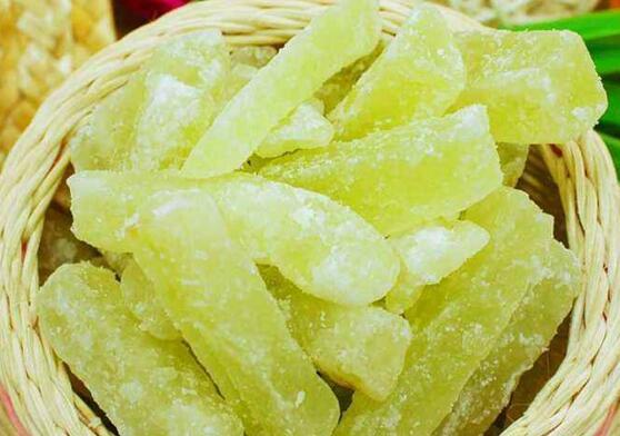 冬瓜糖如何做 正宗冬瓜糖的制作方法