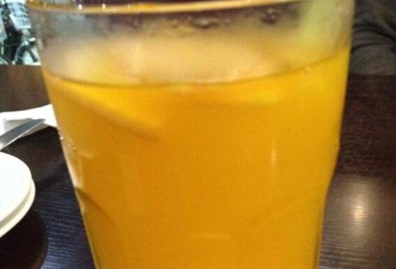 橙子水果茶如何做 橙子水果茶的做法大全