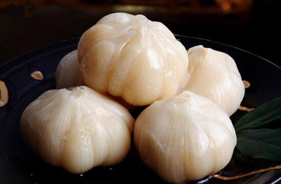 水晶蒜的六种制作方法