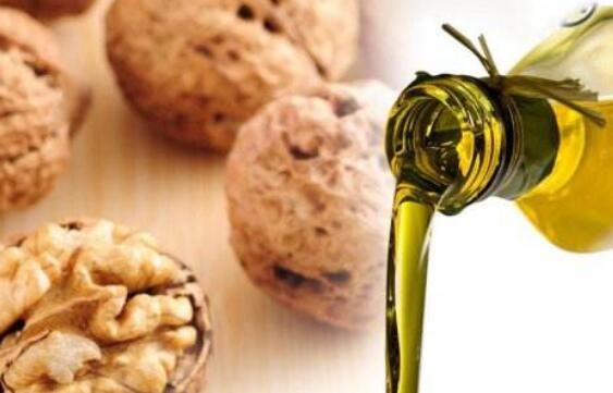 芝麻油和核桃油有什么区别