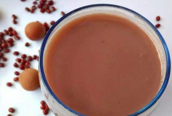 红枣豆浆有什么功效和作用