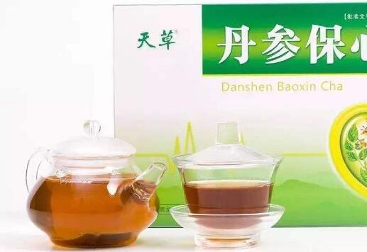 丹参保心茶的禁忌 丹参保心茶不适宜人群