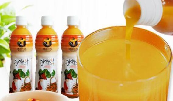 沙棘汁饮料有什么功效和作用
