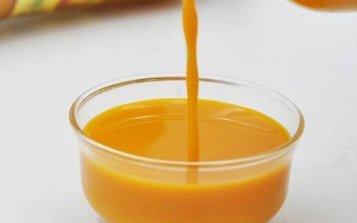沙棘原汁有什么功效和作用